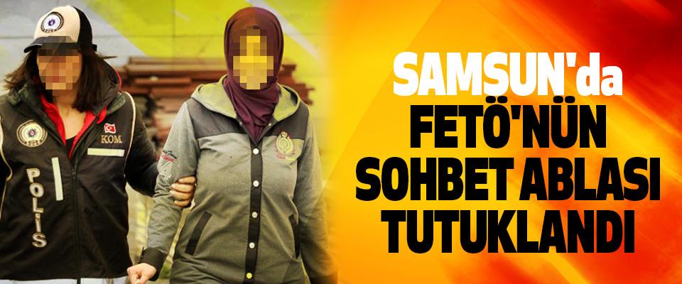 Fetö'nün 'Sohbet Ablası' Tutuklandı