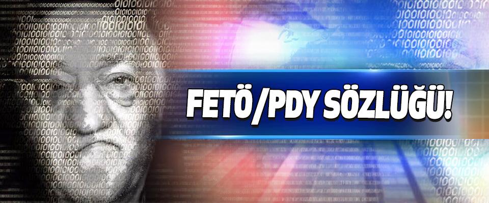 FETÖ/PDY Sözlüğü
