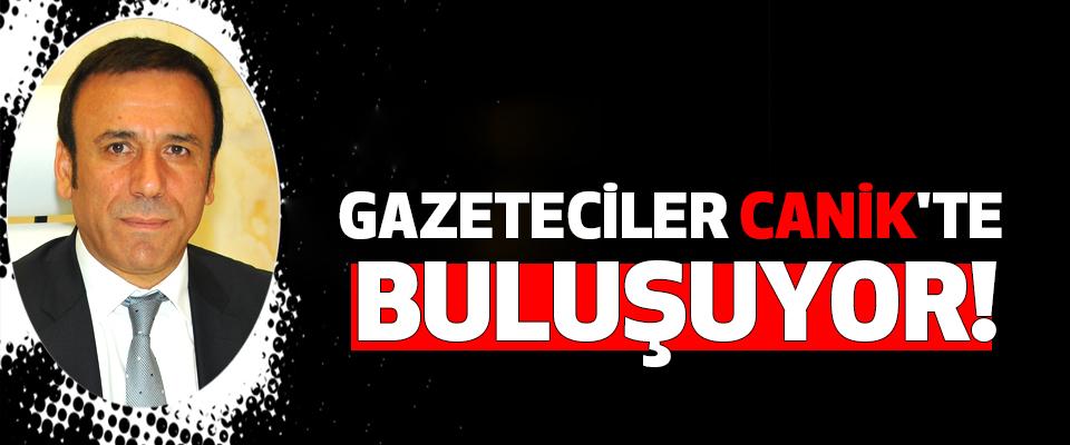 Gazeteciler Samsun'da buluşuyor!