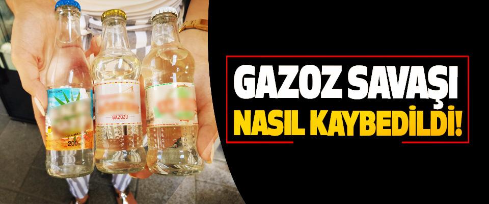 Gazoz savaşı nasıl kaybedildi!
