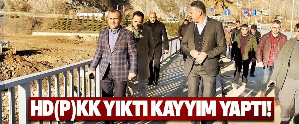 HD(P)KK Yıktı Kayyım Yaptı!