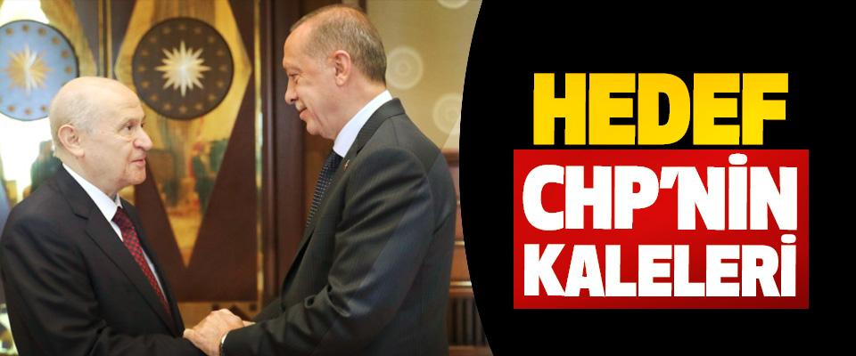 Hedef CHP'nin Kaleleri