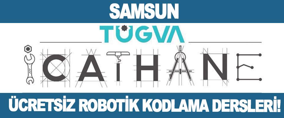 İcathaneden ücretsiz robotik kodlama dersleri!