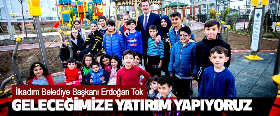 İlkadım Belediye Başkanı Erdoğan Tok