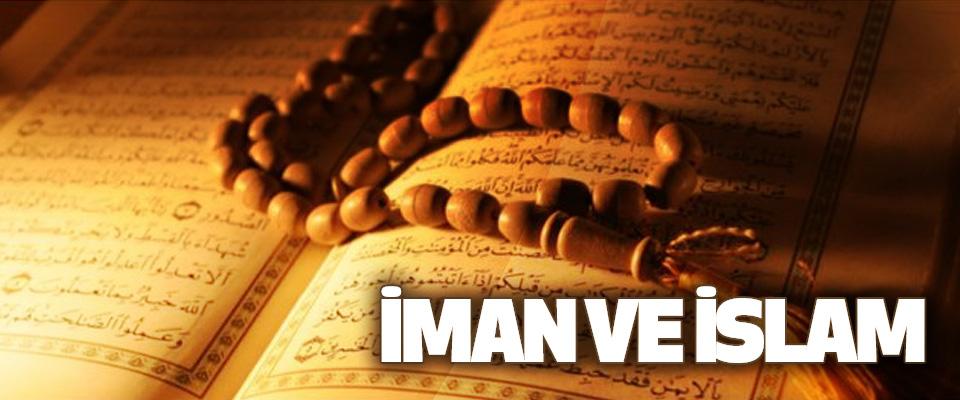 İman Ve İslam
