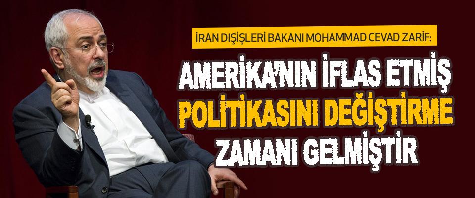 İran Dışişleri Bakanı Mohammad Cevad Zarif