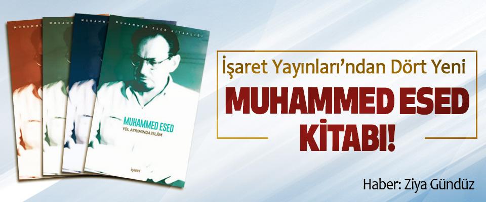 İşaret Yayınları'ndan Dört Yeni Muhammed Esed Kitabı!