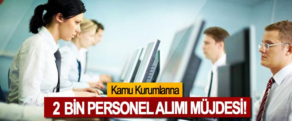 İŞKUR'dan Kamuya Binlerce Kamu Personeli  KPSS Şartı Yok...