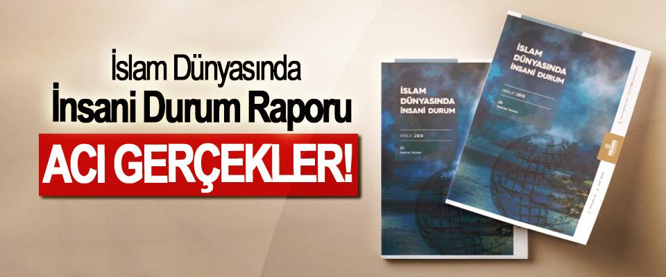 İslam Dünyasında İnsani Durum Raporu Acı Gerçekler!