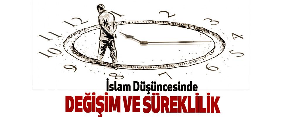 İslam Düşüncesinde Değişim Ve Süreklilik