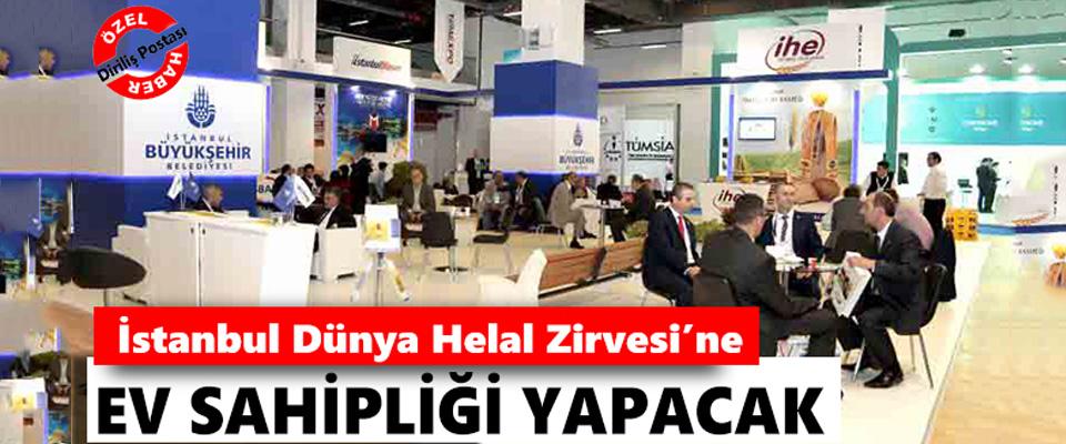 İstanbul Dünya Helal Zirvesi'ne ev sahipliği yapacak