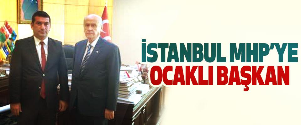 İstanbul Mhp'ye Ocaklı Başkan