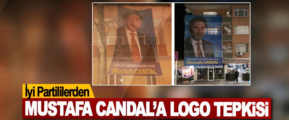 İyi Partililerden Mustafa Candal'a Logo Tepkisi