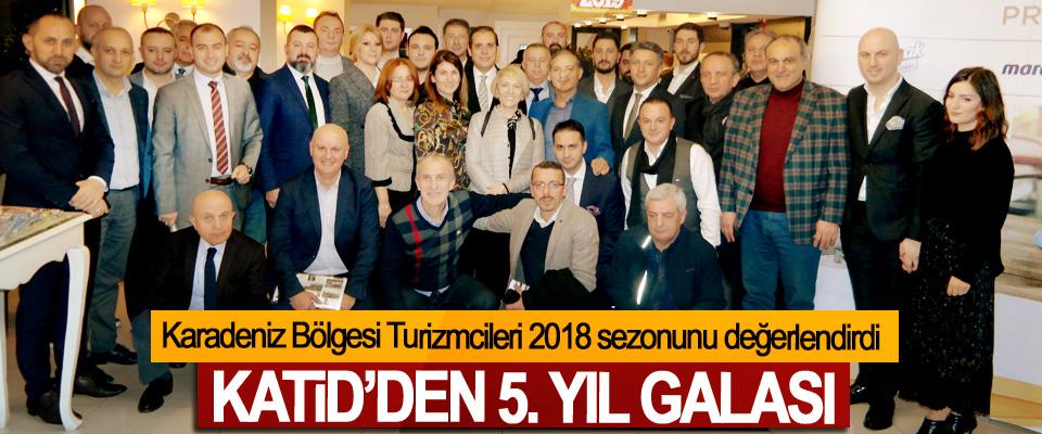 Karadeniz Bölgesi Turizmcileri 2018 sezonunu değerlendirdi