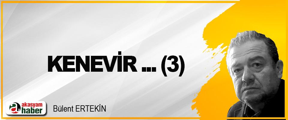 Kenevir... (3)