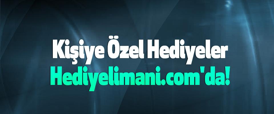 Kişiye Özel Hediyeler Hediyelimani.com'da!