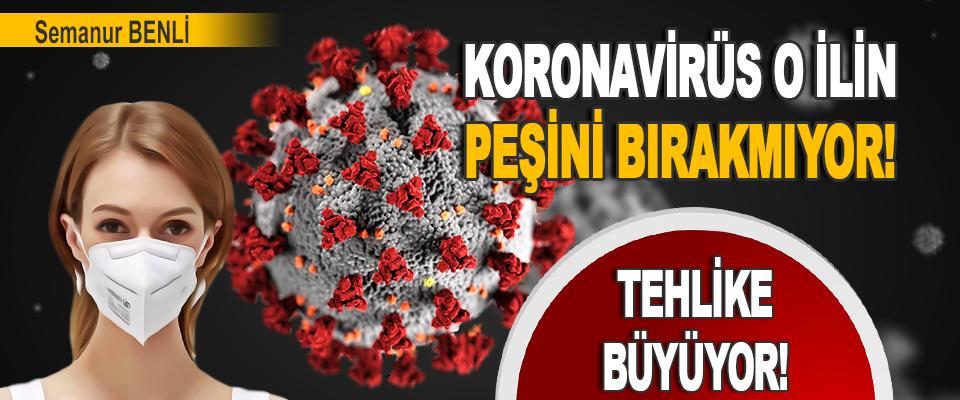 Koronavirüs O İlin Peşini Bırakmıyor!