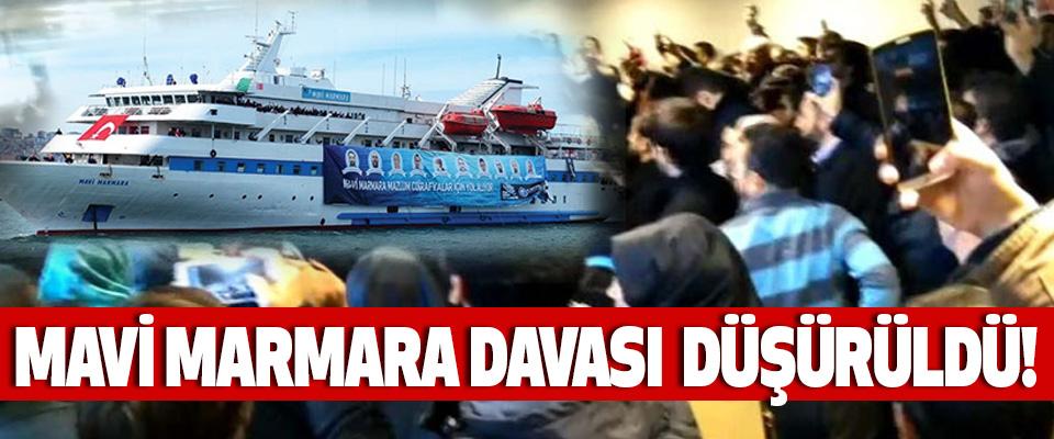 Mavi Marmara davası  düşürüldü!