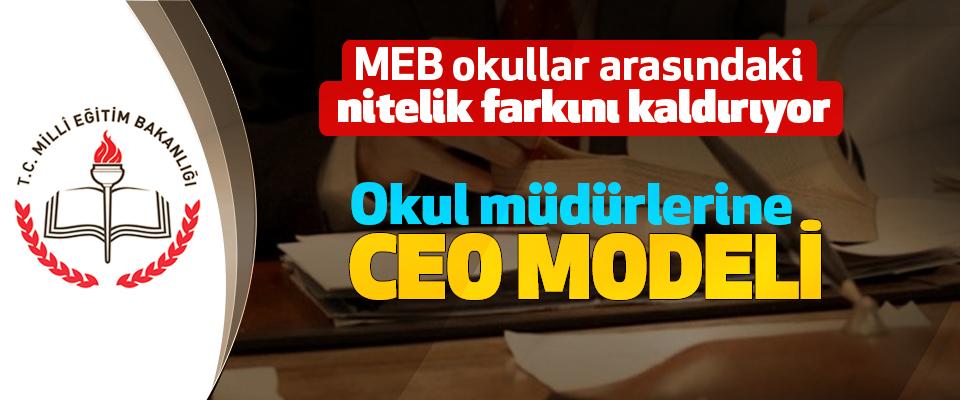 MEB okullar arasındaki nitelik farkını kaldırıyor