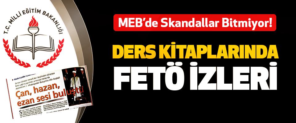 MEB'de Skandallar Bitmiyor!