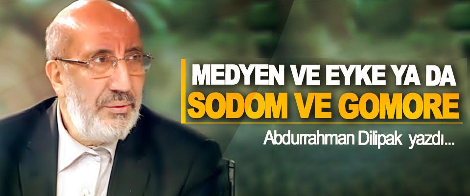 Medyen ve Eyke ya da Sodom ve Gomore
