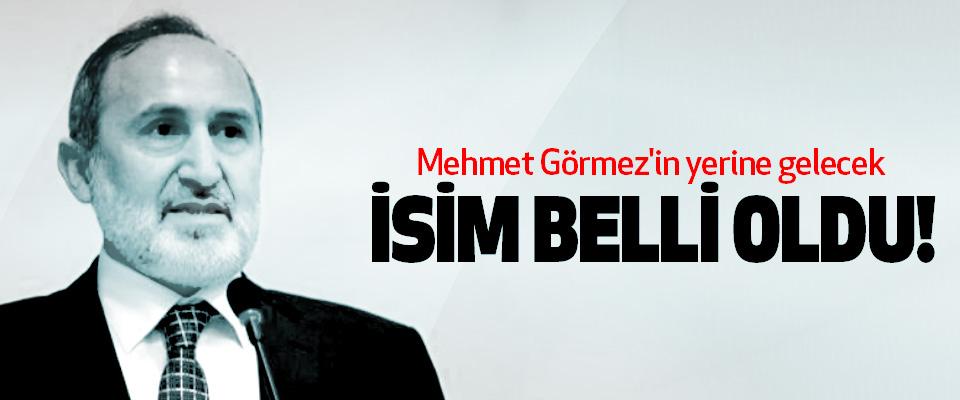 Mehmet Görmez'in yerine gelecek İsim Belli Oldu!
