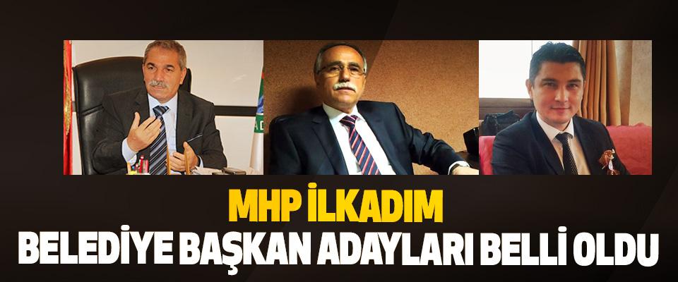 MHP İlkadım Belediye Başkan Aday Adayları Belli Oldu