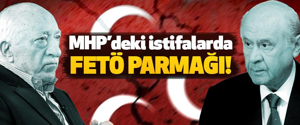 MHP'deki istifalarda FETÖ parmağı!