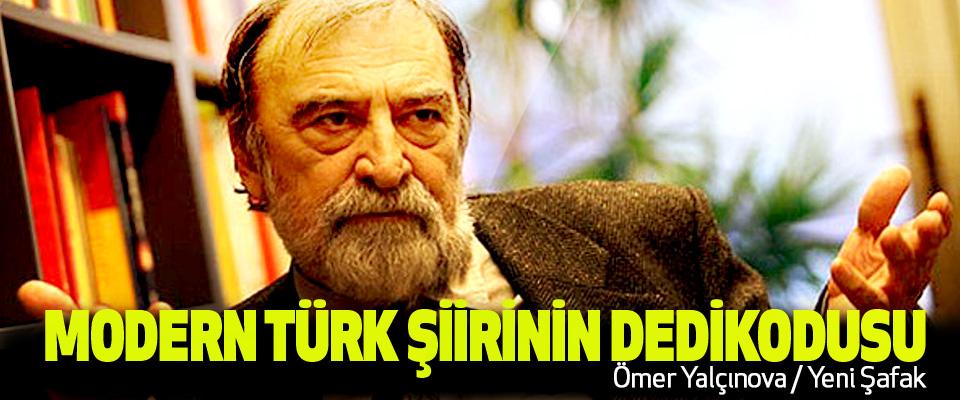 Modern Türk Şiirinin Dedikodusu
