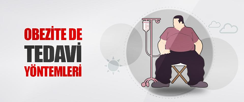 Obezite de Tedavi Yöntemleri