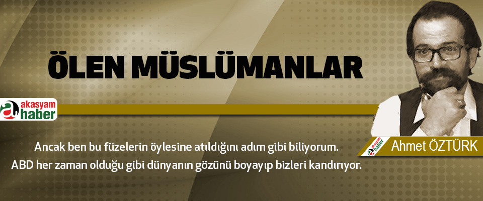 Ölen Müslümanlar