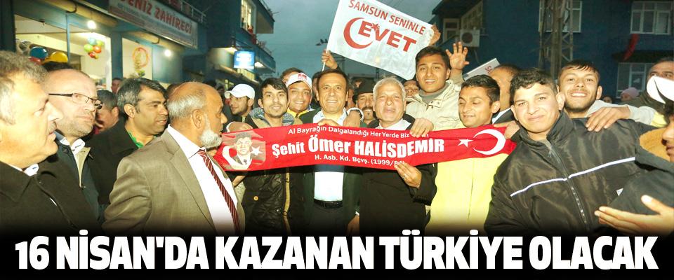 Osman Genç: 16 Nisan'da Kazanan Türkiye Olacak