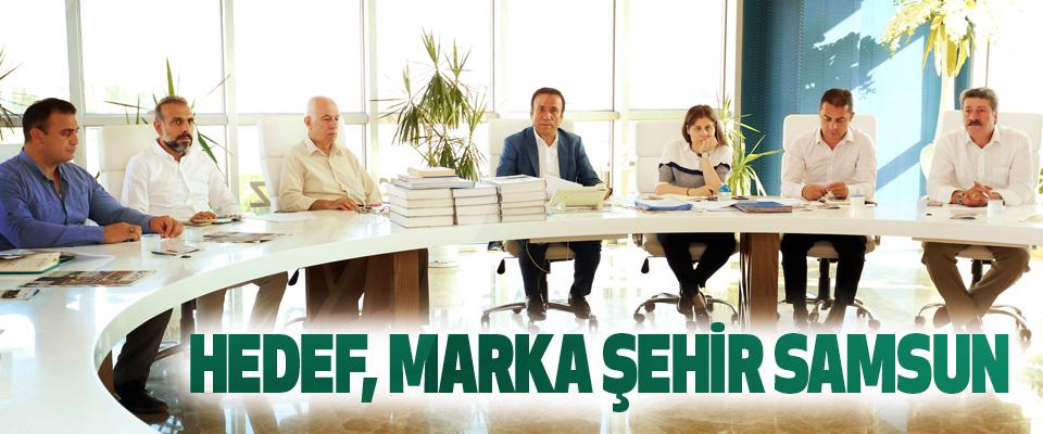 Osman Genç:  Hedef, marka şehir samsun