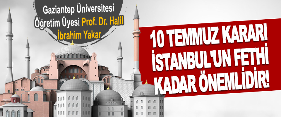 Prof. Dr. Halil İbrahim Yakar