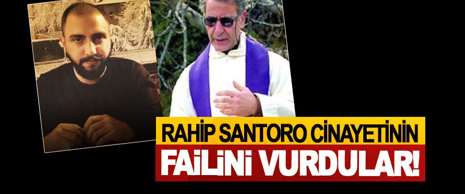 Rahip Santoro cinayetinin failini vurdular!
