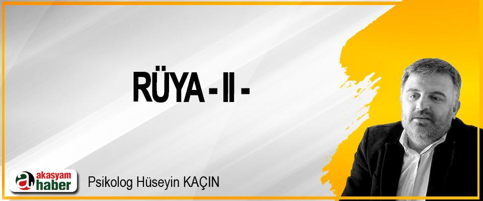 Rüya -II -