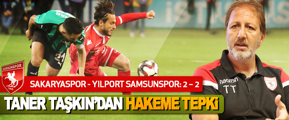 Sakaryaspor - Yılport Samsunspor: 2 – 2
