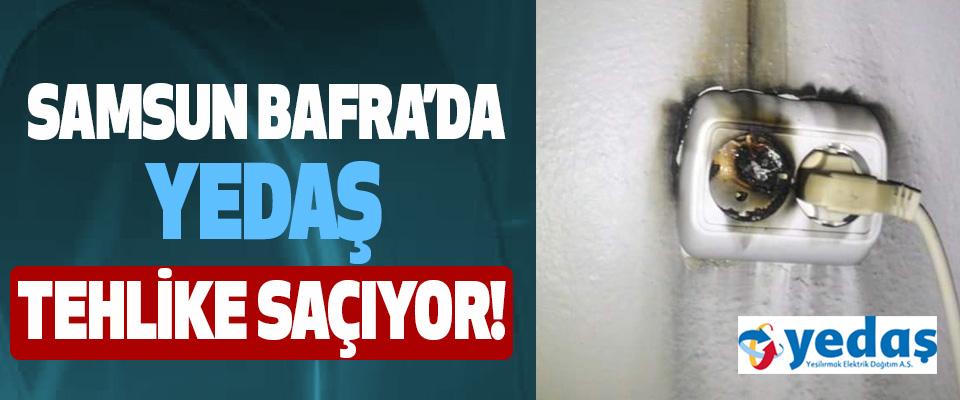 Samsun bafra'da yedaş tehlike saçıyor!