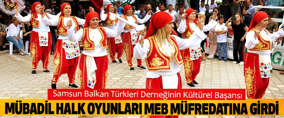 Samsun Balkan Türkleri Derneğinin Kültürel Başarısı