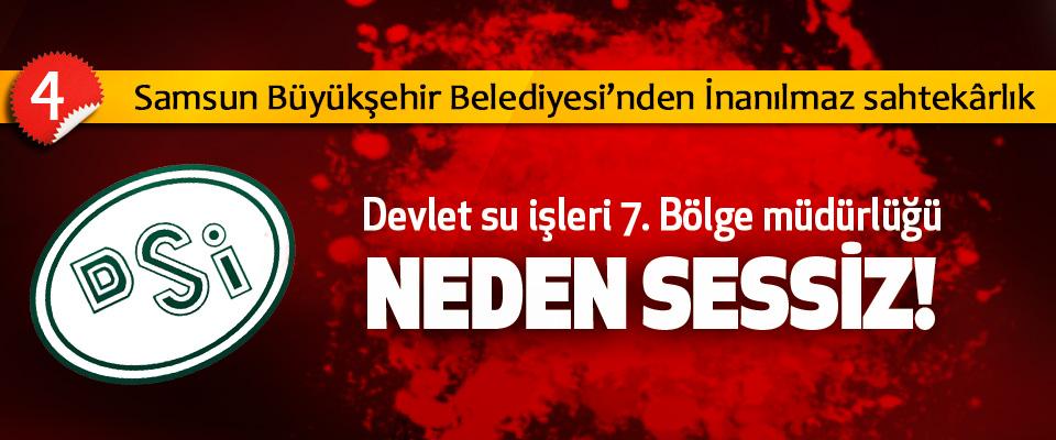 Samsun Büyükşehir Belediyesi'nden İnanılmaz sahtekârlık -4