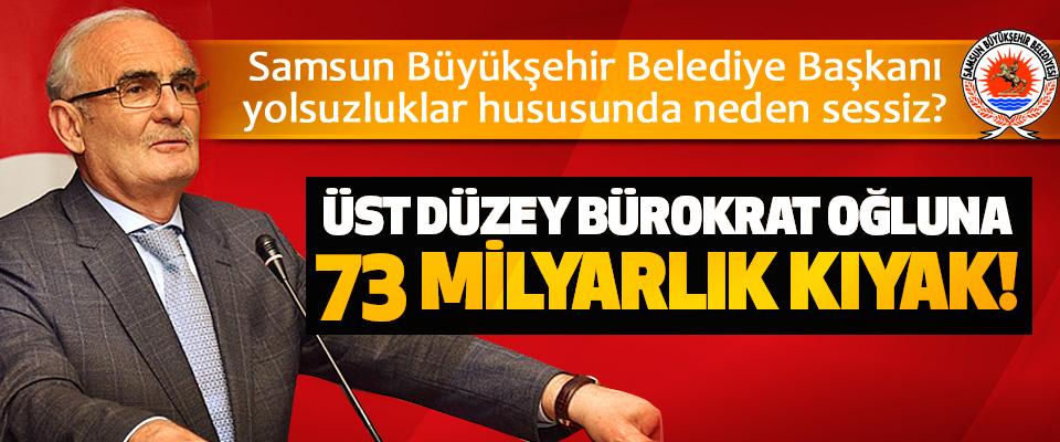 Samsun Büyükşehir Belediye Başkanı yolsuzluklar hususunda neden sessiz?