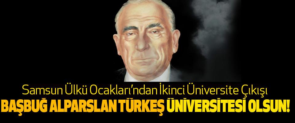 Samsun Ülkü Ocakları'ndan İkinci Üniversite Çıkışı