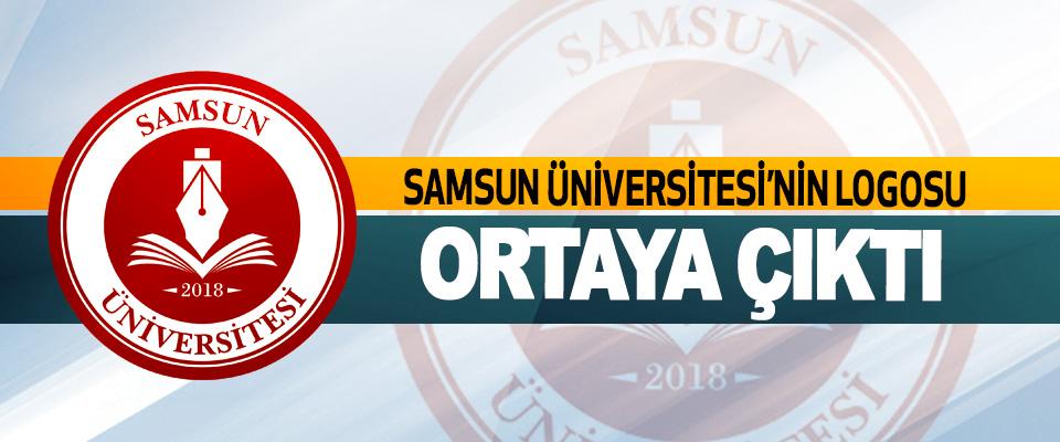 Samsun Üniversitesi'nin logosu ortaya çıktı!