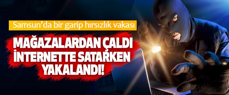 Samsun'da bir garip hırsızlık vakası