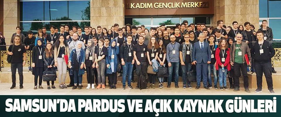 Samsun'da Pardus Ve Açık Kaynak Günleri