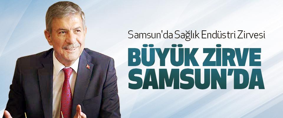 Samsun'da Sağlık Endüstri Zirvesi