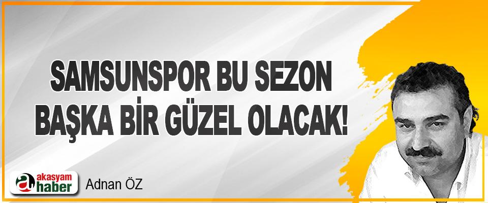 Samsunspor Bu Sezon Başka Bir Güzel Olacak!