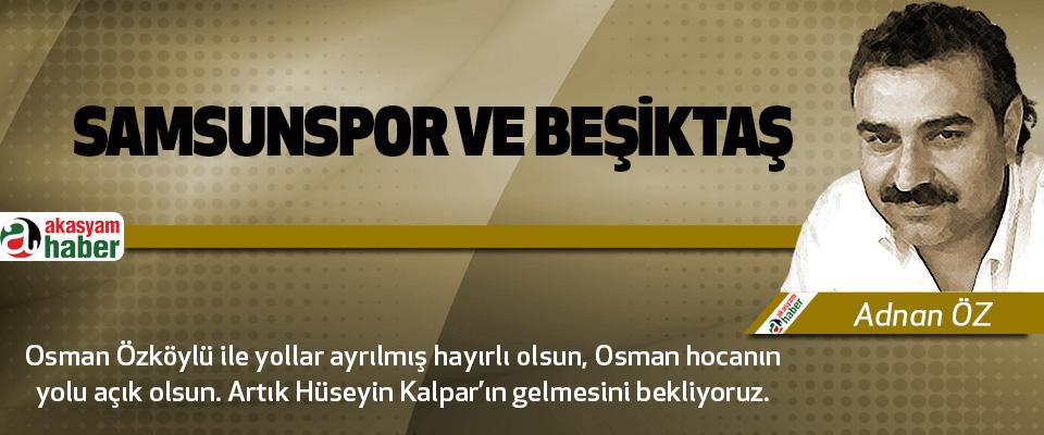 Samsunspor Ve Beşiktaş