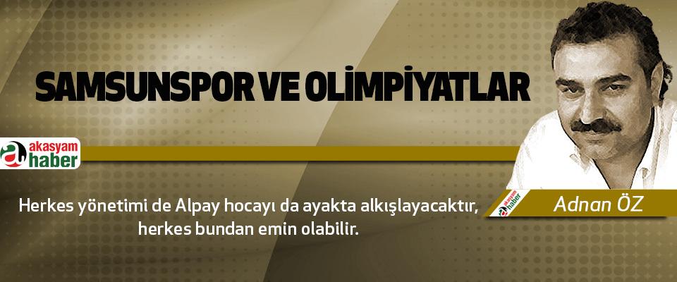 Samsunspor Ve Olimpiyatlar