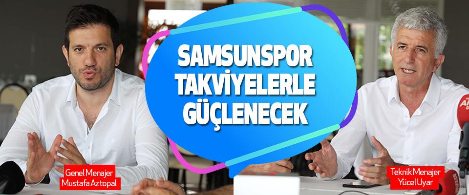 Samsunspor'da Menajerler Spor Muhabirleriyle Bir Araya Geldi